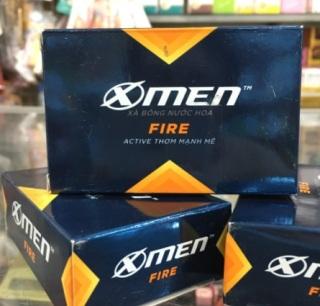 Xà Bông Cục X-Men Fire 90g thumbnail