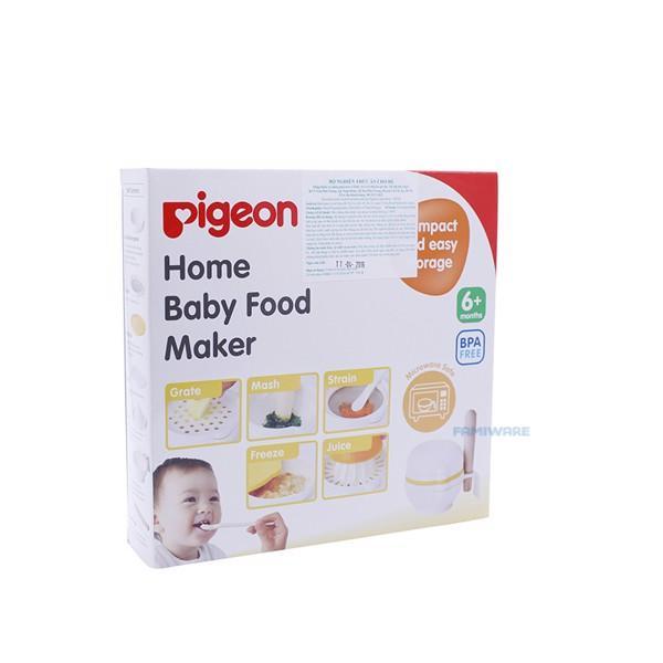 Bộ nghiền thức ăn cho bé Pigeon P002