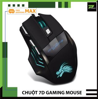 [Tài Trợ Ship]+Chuột Máy Tính Game Thủ 7D Gaming Mouse LED Sáng Đẳng Cấp PT Technology thumbnail