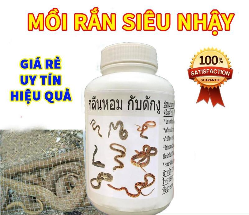 Thuốc Dụ Rắn Thái Lan - Chuyên Dùng Bẫy Rắn
