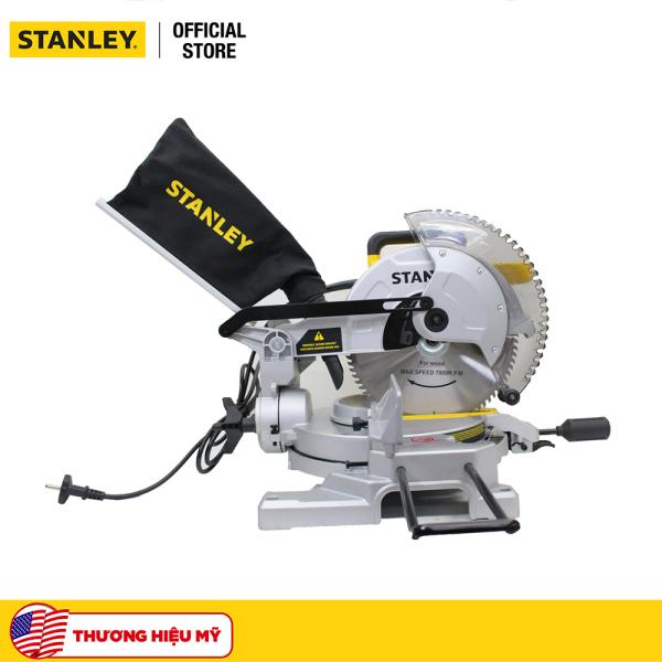 [Trả góp 0%] Máy cưa để bàn 1650W Stanley SM16-B1