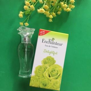 Nước hoa enchanter 10ml - (Xanh) thumbnail