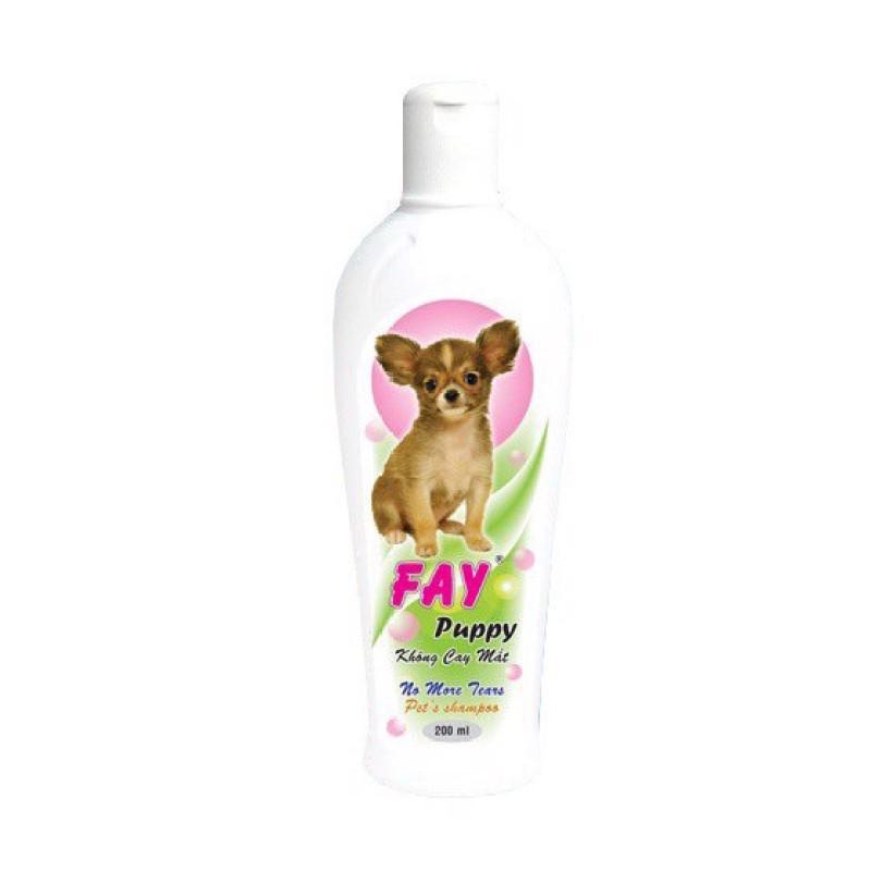 Sữa Tắm Cho Chó Nhỏ (Pug/ Chihuahua) - FAY PUPPY