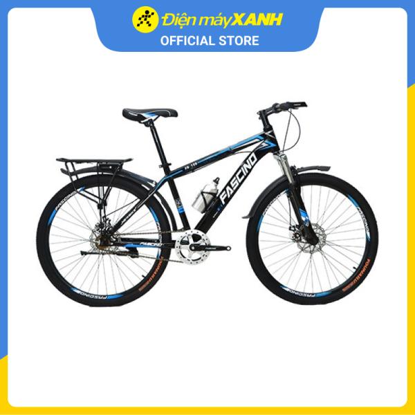 Mua Xe đạp địa hình MTB Fascino FS-126 26 inch Đen xanh