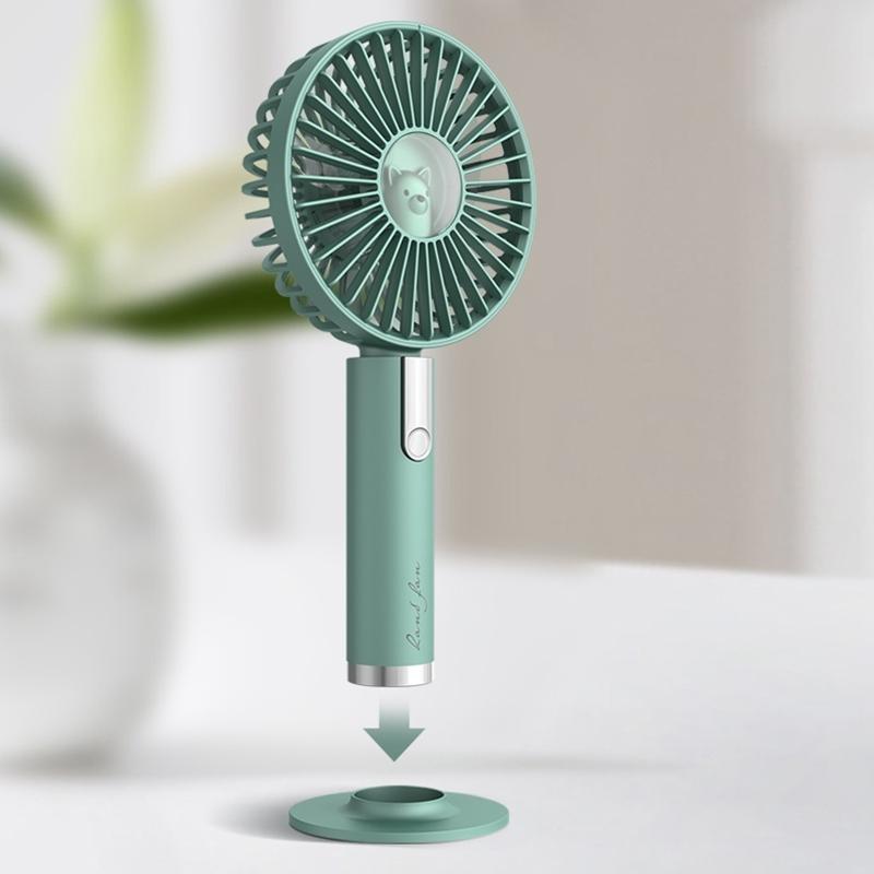 Bảng giá USB Handheld Fan Mini Cooling Fan Air Conditioner Cooler Fans Desktop Fan for Office Student Phong Vũ