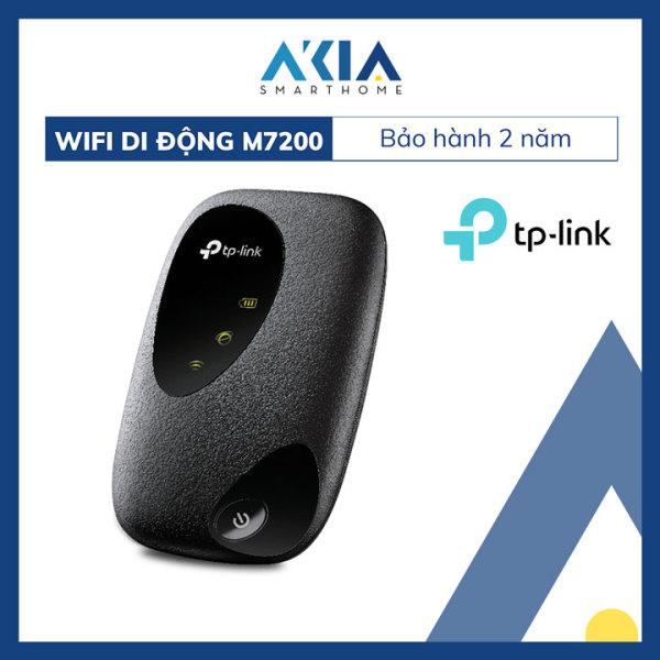 Bảng giá Bộ Phát Wifi Di Động 4G LTE TP-Link M7200 2.4GHz 150Mbps - Hàng Chính Hãng Phong Vũ