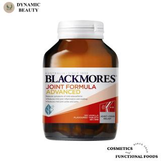 [Hàng chuẩn Úc] Viên uống Blackmores joint formula advanced 120 viên bổ xương khớp blackmore của Úc thumbnail