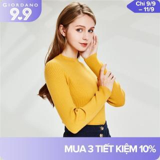 Áo len nữ tay dài chất liệu mềm mại ấm áp dáng ôm trẻ trung Free Shipping 13350811 thumbnail