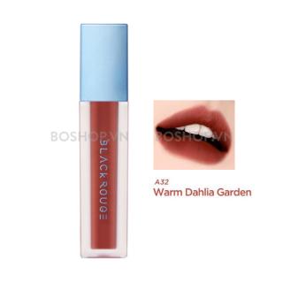 [Ver 6]Son Kem Lì Black Rouge Cream Matt Rouge Blueming Garden phiên bản mới nhất 2020 thumbnail