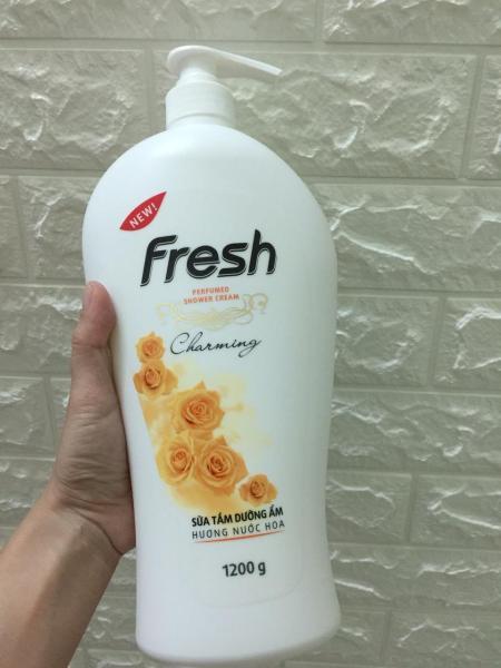 Sữa tắm hương nước hoa Enchanteur 1200g