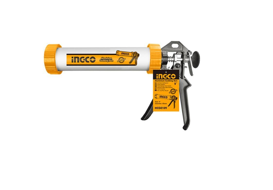 Dụng cụ bơm silicol ống nhôm Ingco HCG0109