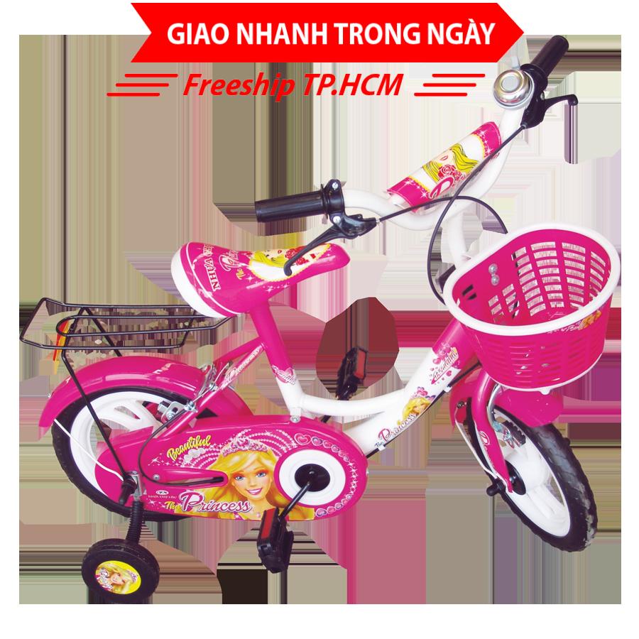 Mua Xe đạp trẻ em Nhựa Chợ Lớn 12 inch K77 - M1472-X2B