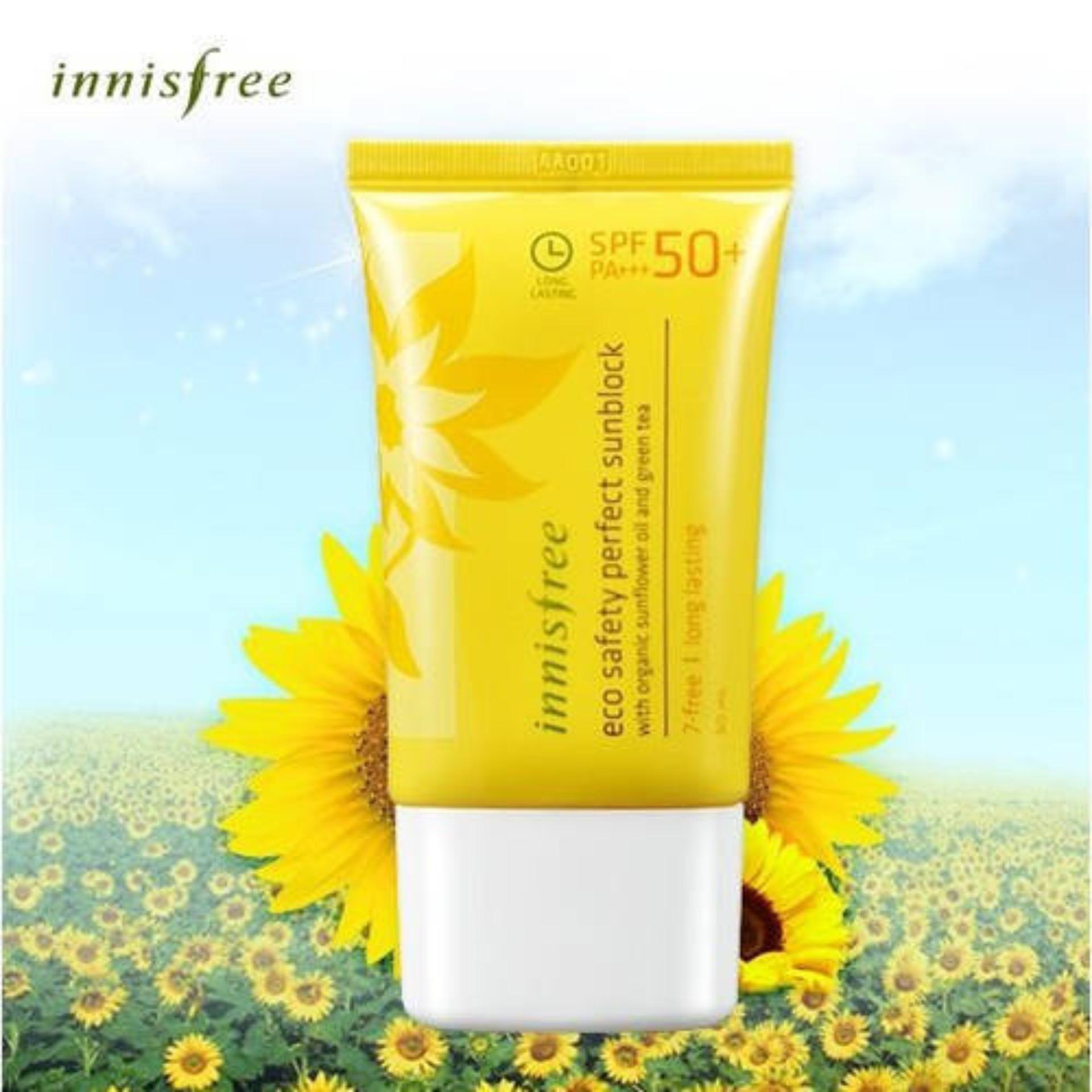 Kem chống nắng Innisfree UV Perfect SPF50+/PA+++ 50ml (New)