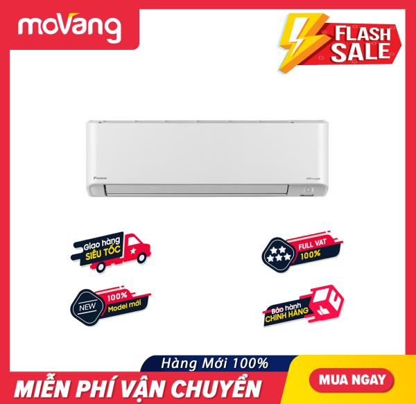 [HCM]Máy lạnh Daikin Inverter 1.5 HP FTKZ35VVMV - Công suất làm lạnh 11.900 BTU - Tiết kiệm năng lượng với Mắt thần thông minh