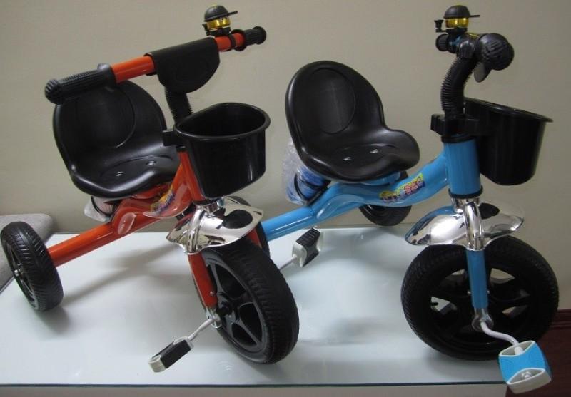 Phân phối Xe đạp 3 bánh có  bình nước phía sau