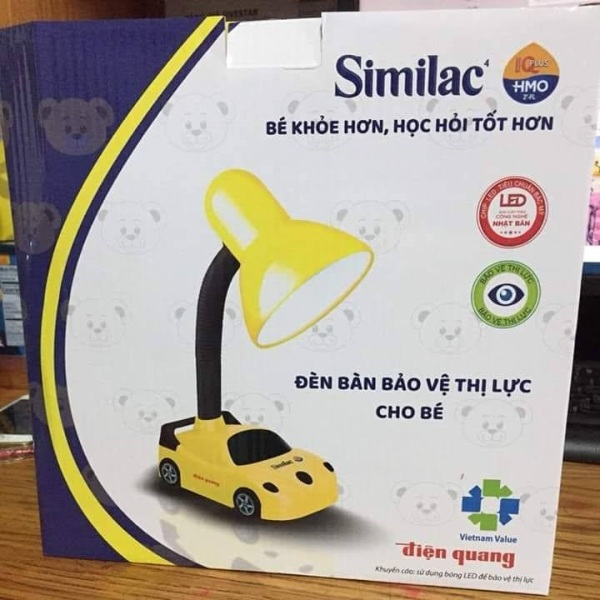 Đèn học bảo vệ thị lực Điện Quang - Đèn học similac