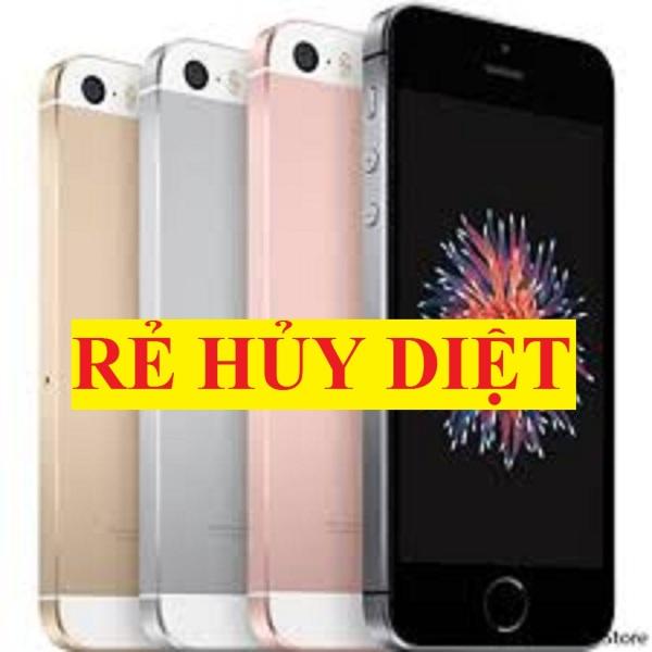 [ MÁY CHÍNH HÃNG ] điện thoại Iphone5SE - IphoneSE 32G, bản Quốc tế, Full chức năng RAM 2 G IOS 13 CẤU HÌNH MẠNH NGHE GỌI TO GAME ONLINE MƯỢT TẶNG PHỤ KIỆN