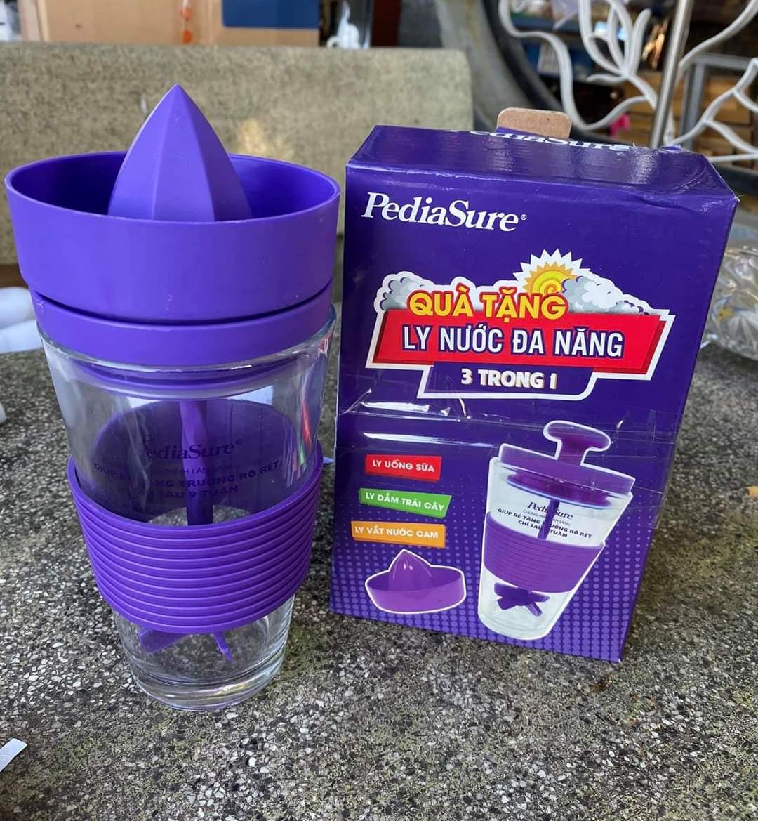 Bảng giá Ly vắt nước cam đa năng 3 trong 1, quà tặng sữa PediaSure Điện máy Pico