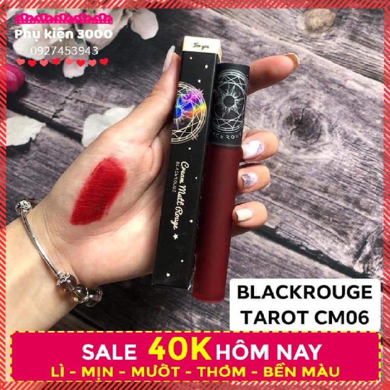 Black rouge creamy matt rouge , Son kem lì black rouge , son black rouge rẻ, son black rouge đẹp, son môi đẹp, son blackrouge màu đẹp, son màu đỏ cam, son màu đỏ gạch, son màu cam đất, son black rouge cm01,cm02,cm03 giá rẻ