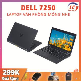 Laptop Giá Rẻ, Laptop Văn Phòng Dell Latitude 7250, i5-5300U, Card On Intel HD Graphics 5500, Màn 12.5 HD, Laptop Dell thumbnail