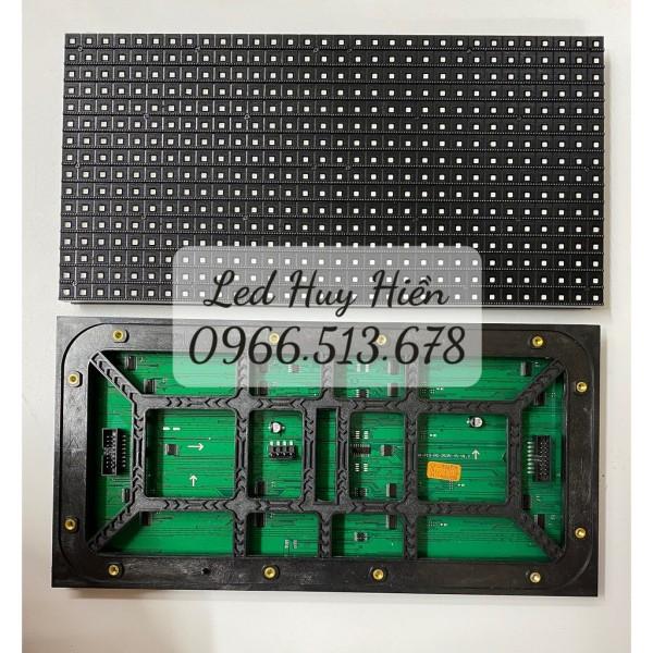 Bảng giá Module p10 3 màu ngoài trời QX ( led ma trận p10 3 màu ) đủ phụ kiện
