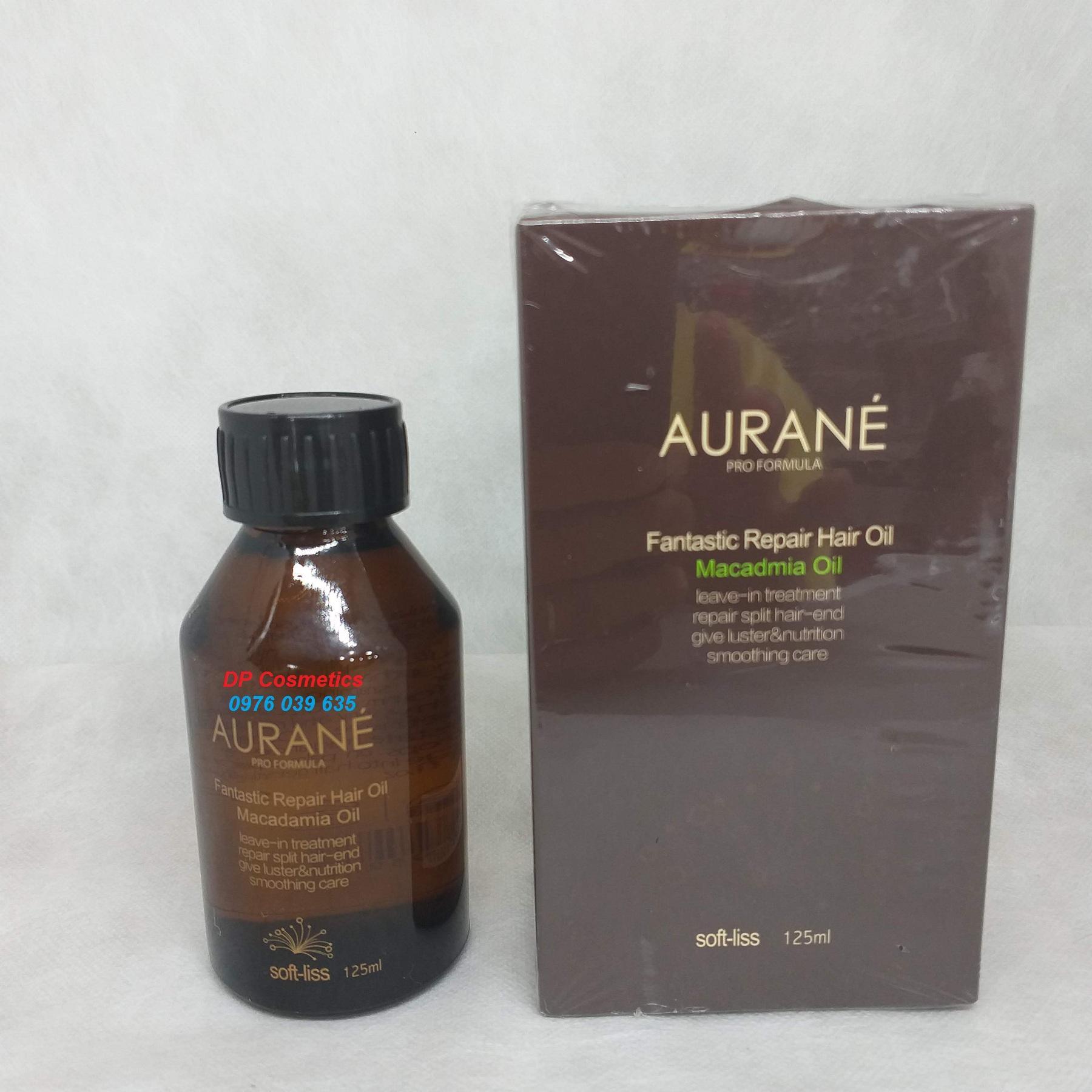 Tinh dầu bóng tóc Aurane Pháp tốt nhất