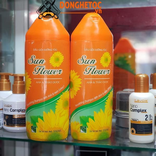 Dầu gội cho salon sun flower