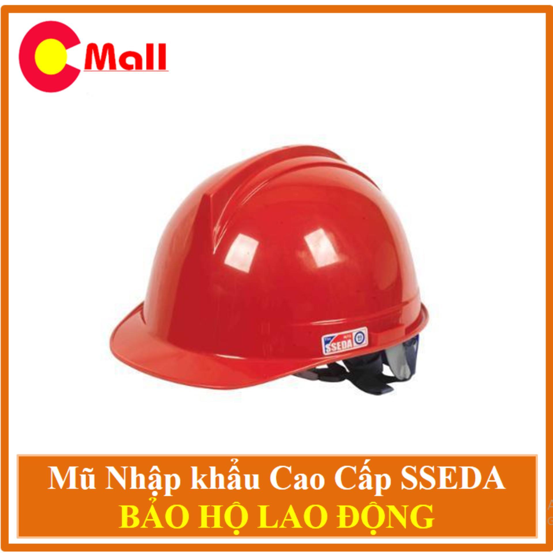 Mũ Bảo Hộ Hàn Quốc SSEDA- Tặng Khăn Mặt Cao Cấp