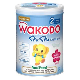 Sữa Wakodo số 2 lon 830g, sản phẩm đa dạng, cam kết đúng như mô tả, đảm bảo chất lượng cho sản phẩm và an toàn cho sức khỏe người sử dụng thumbnail