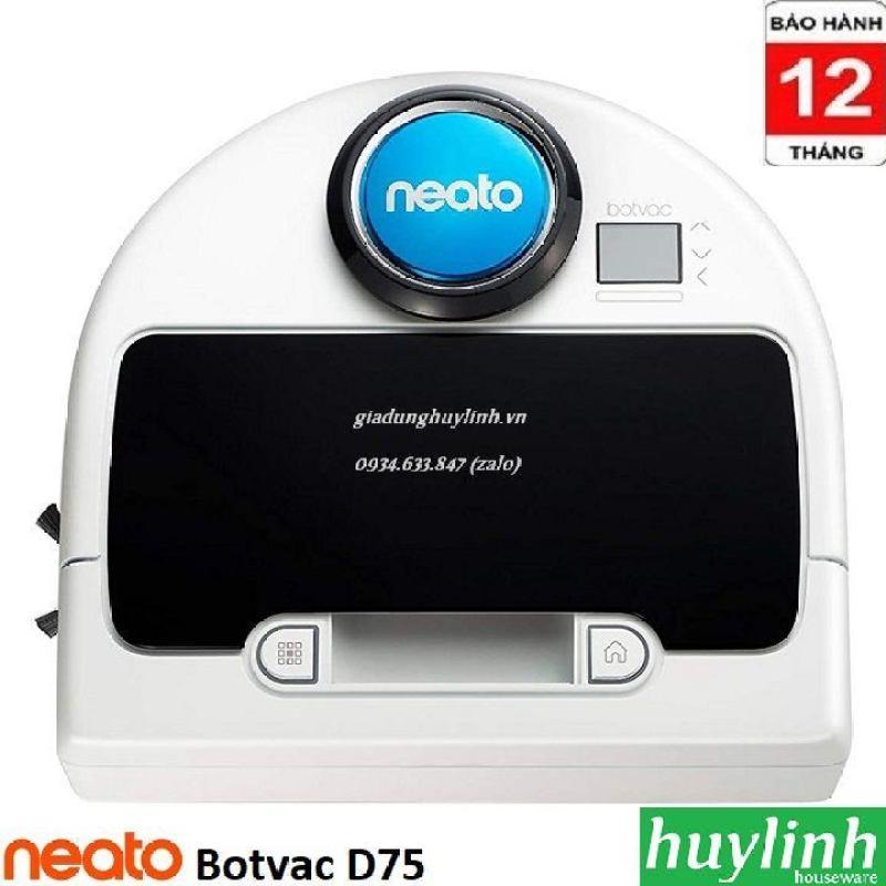 Robot hút bụi Neato Botvac D75 - chính hãng
