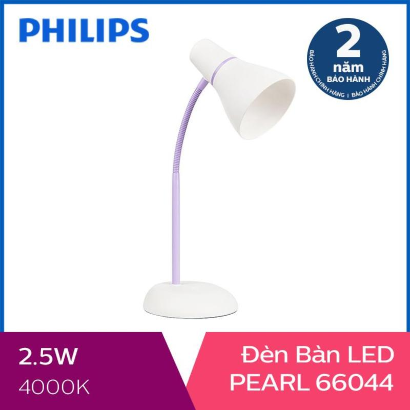 Đèn Bàn Philips LED Pearl 66044 2.6W