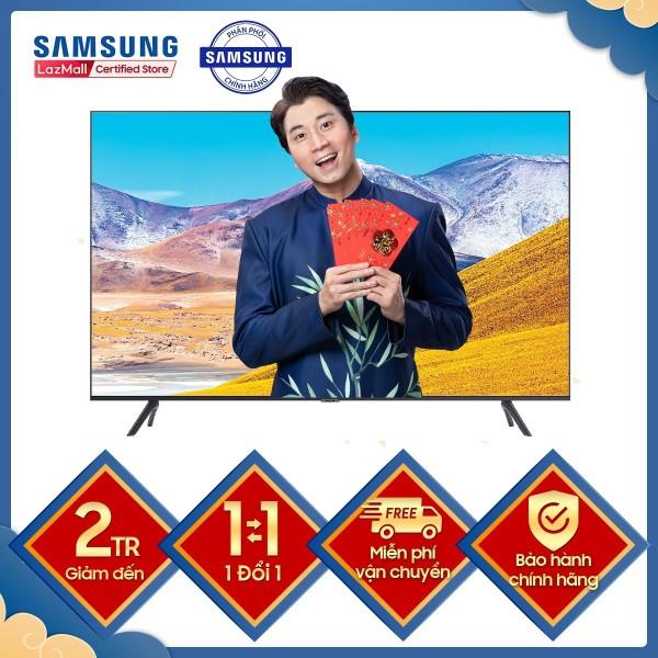 Bảng giá Smart tivi Samsung 4k 65 inch UA65TU8000, Độ phân giải : Ultra HD 4K Kết nối internet : Cổng LAN, Wifi Cổng HDMI : 3 cổng Cổng USB : 2 cổng Hệ điều hành, giao diện : Tizen OS