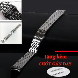 [HOT SALE] Dây đồng hồ kim loại TISSOT 1853 19mm cao cấp thumbnail