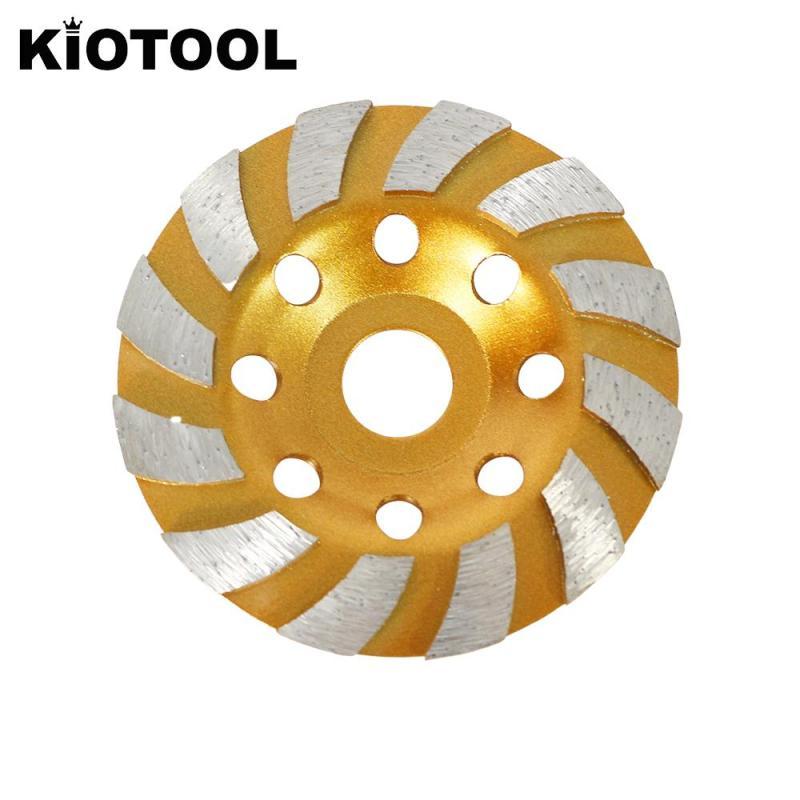 Đá mài bê tông Kiotool 100mm/4in