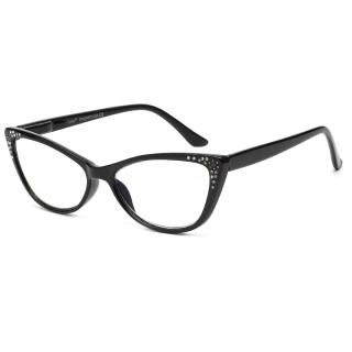 Cyxus Anti Blue Light Reading Glasses Cat Eye Shape For Ladies (+1.0-+3.0) 2091 2092 2093 thumbnail