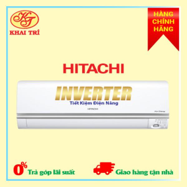 Bảng giá Máy lạnh Hitachi 1HP Inverter DX10CGV Bảo hành chính hãng  - Điện Máy Khai Trí Vĩnh Long