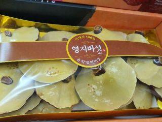 Nấm linh chi vàng gói Hiệu 3 cô gái của sam sung Korean thumbnail