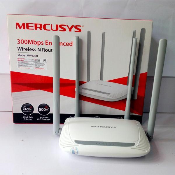 Bảng giá Bộ Phát Wifi Không Dây Mercusys MW 325R Phong Vũ