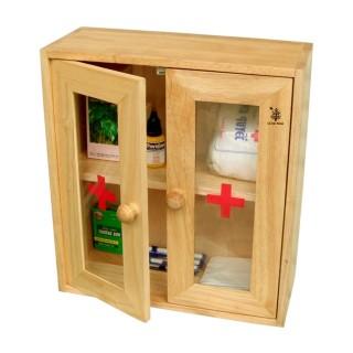 Tủ y tế cửa mica gỗ Đức Thành - tủ đơn - tủ y tế quan trọng cho mọi gia đình (đơn 2 cánh) - tủ đựng & hộp lưu trữ - nội thất sắp xếp tủ gỗ cao cấp tủ cửa mica hàng loại 1 chuẫn chất lượng - tủ đụng đồ y tế - tủ gia dụng thumbnail