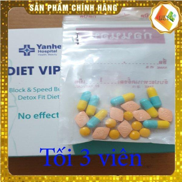 Viên uống giảm cân Yanhee Vip 7SS PlusThái Lan (LIỆU TRÌNH 2 TUẦN) (GIẢ SỈ tặng kèm Thước dây)