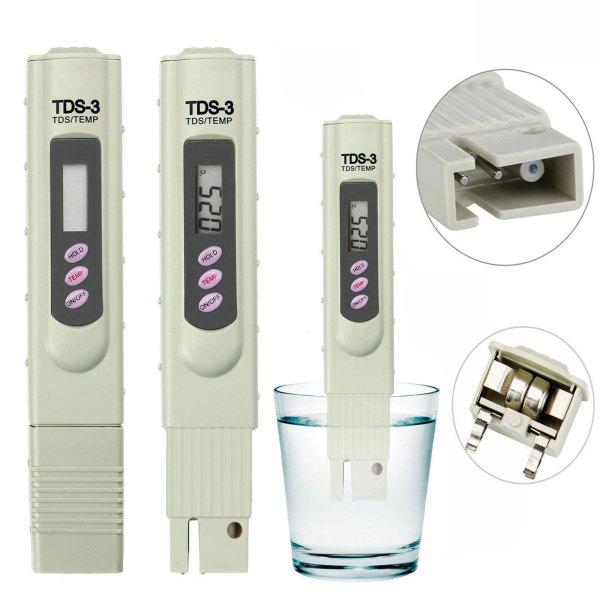 Bút thử nước sạch fusaka, Bút kiểm tra độ tinh khiết của nước TDS-V3 2020 - Kiểm tra nguồn nước, nhanh chóng, chính xác, bảo hành uy tín 1 đổi 1, mẫu mới nhất 2020