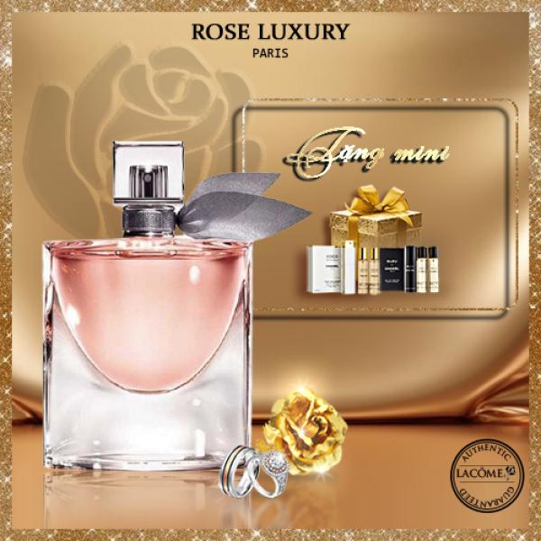 Nước hoa Lancome Lavie Est Belle, nước hoa Lancôme, dầu thơm lancome EDP 75ml cao cấp