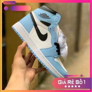 Giày bóng rổ Air Jordan 1 hight hàng cao cấp dành full box bill flashsale, Giày JD1 cao cổ freeship thumbnail