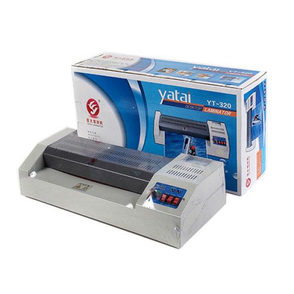 Máy Ép Nhựa Plastic YT320 Khổ A3