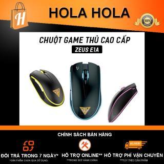 [HCM]Chuột game thủ cao cấp Gamdias Zeus E1A thumbnail