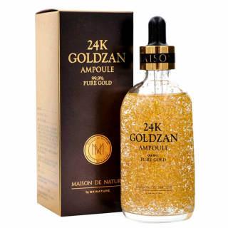 Serum tinh chất vàng 24k Goldzan thumbnail