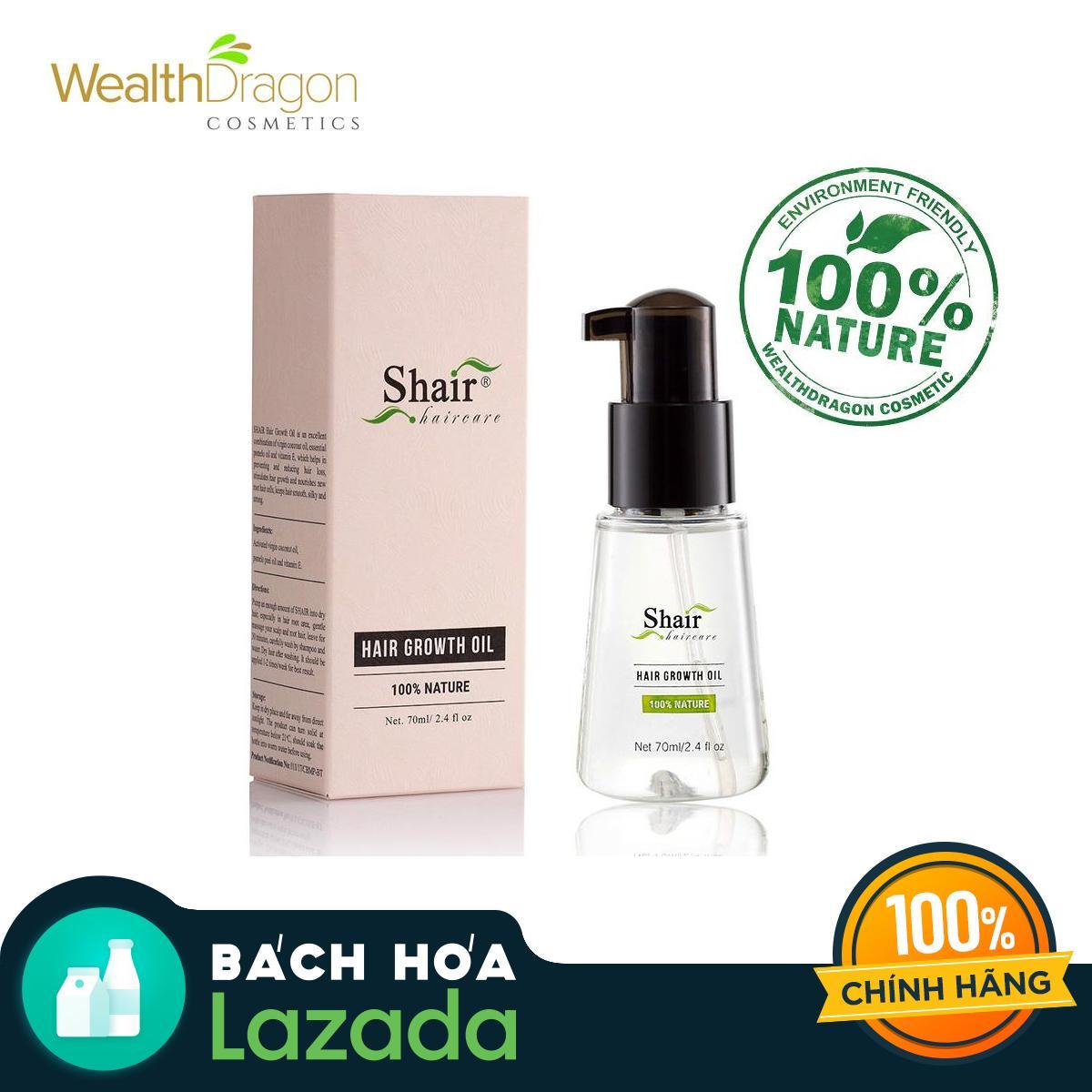 Dầu dưỡng và kích thích mọc tóc Shair 70ml giá rẻ