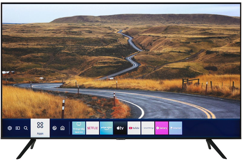 Bảng giá Smart Tivi Samsung 4K 55 inch UA55TU8100 Mới 2020