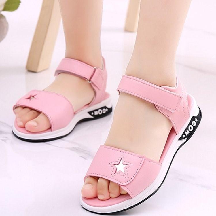 Dép sandal siêu nhẹ cho bé gái