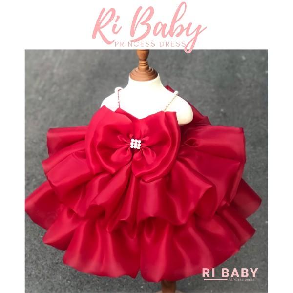 Nơi bán Váy cho bé gái 1 tuổi đến 7 tuổi, đầm công chúa thiêt kế cao cấp, thích hợp đi chơi, tiệc sinh nhật, quà tặng thôi  nôi đầy tháng ý nghĩa